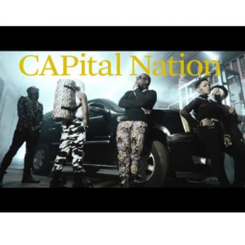 CAPital Nation - Finally (Adekunle) (feat. iLLBLiSS, Chidinma, Tha Suspect, Mz Kiss & Fefe)