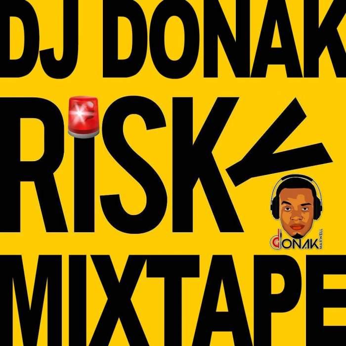 DJ Donak - Risky Mixtape