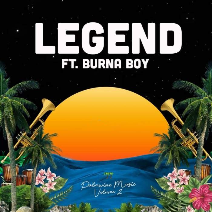Show Dem Camp - Legend (feat. Burna Boy)