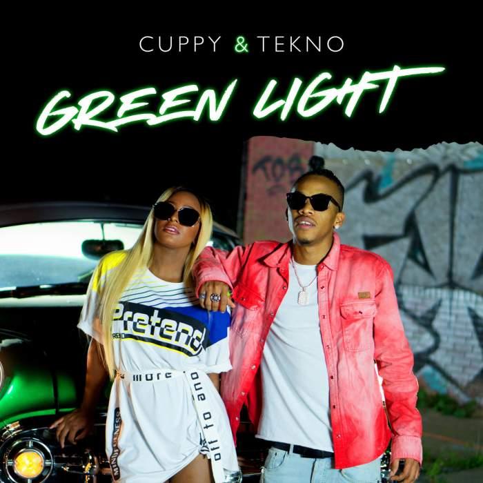 DJ Cuppy & Tekno - Green Light