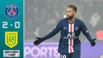 Video: Paris SG 2 - 0 Nantes (Dec-04-2019) Ligue 1 Highlights