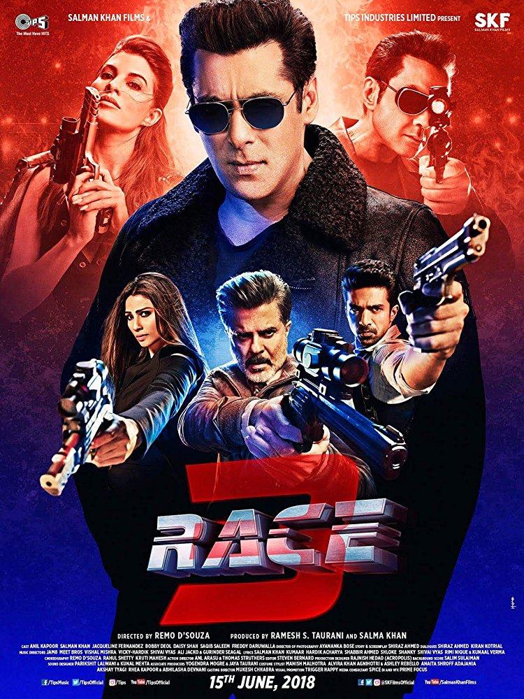 Race 3 (2018) [Indian]