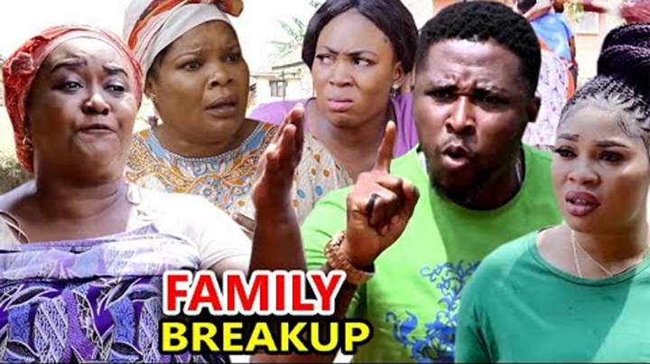 Family Breakup