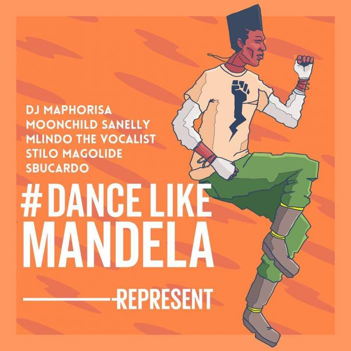 DJ Maphorisa - Dance Like Mandela (feat. Mlindo The Vocalist, Moonchild Sanelly, Stilo Magolide & Sbucardo Da DJ)