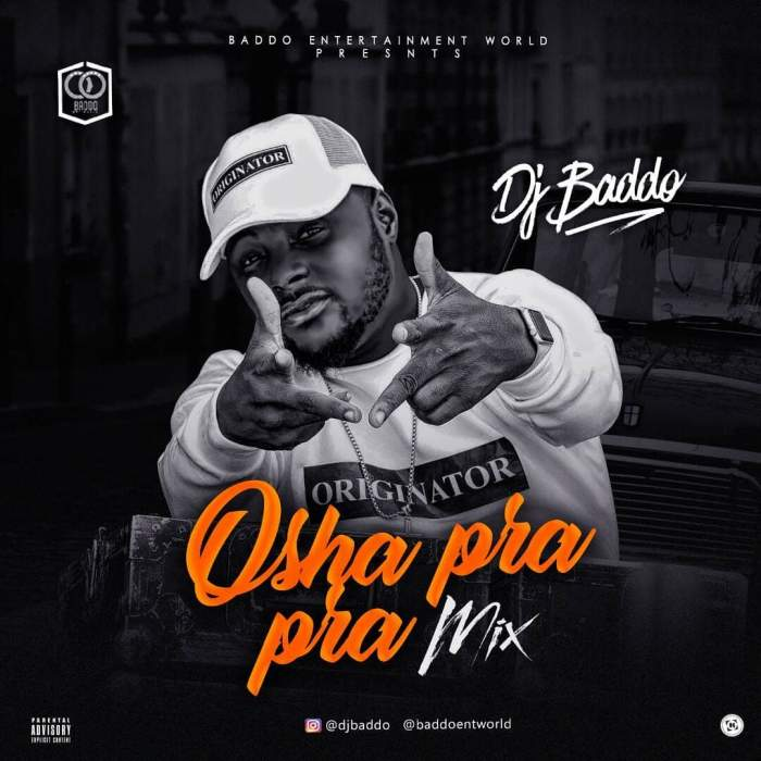 DJ Baddo - Osha Pra Pra Mix