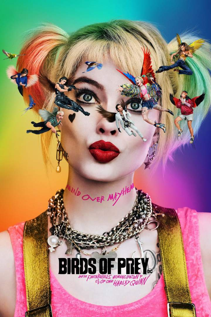 Birds of Prey: And the Fantabulous Emancipation of One Harley Quinn (2020) [HC-HDRip]