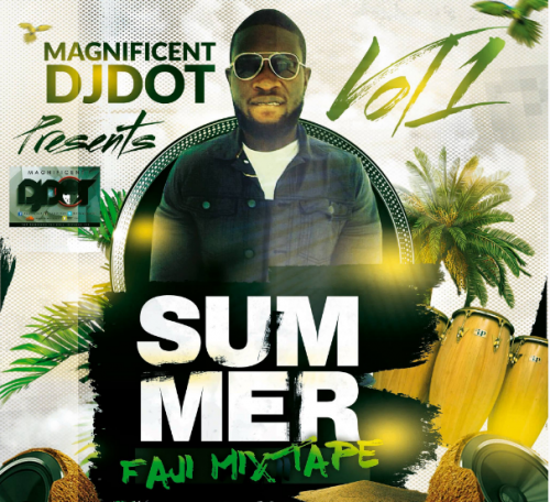 DJ Dot - Summer Faji Mix (2016)