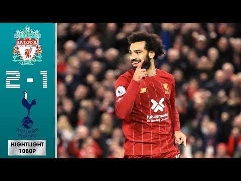 Liverpool 2 - 1 Tottenham (Oct-27-2019) Premier League Highlights