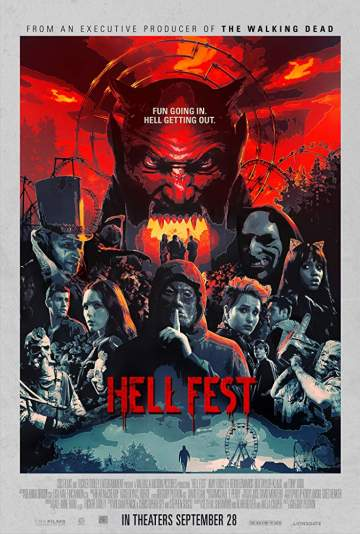 Movie: Hell Fest (2018) [HC-HDRip]
