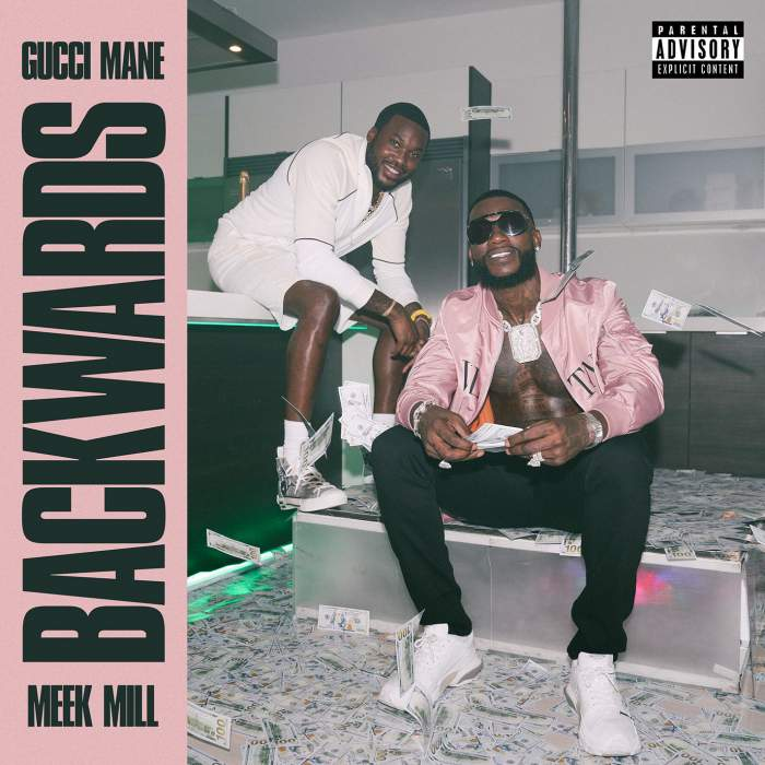 Gucci Mane - Backwards (feat. Meek Mill)
