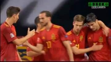 Video: Spain 6 - 0 Germany (Nov-17-2020) UEFA Nations League Highlights