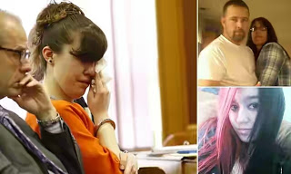 18-Year Old Horror Blogger Sentenced To 23 Years In Prison For Slaughtering Her Parents