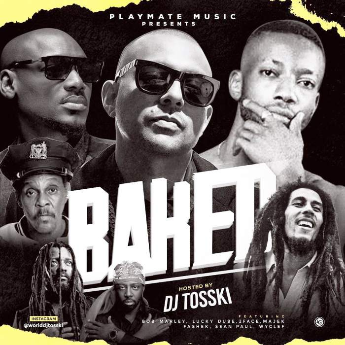 DJ Tosski - Blaster Raster Reggae Mixtape