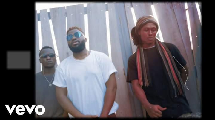 Magnito - Edo Boys (feat. Ninety6)