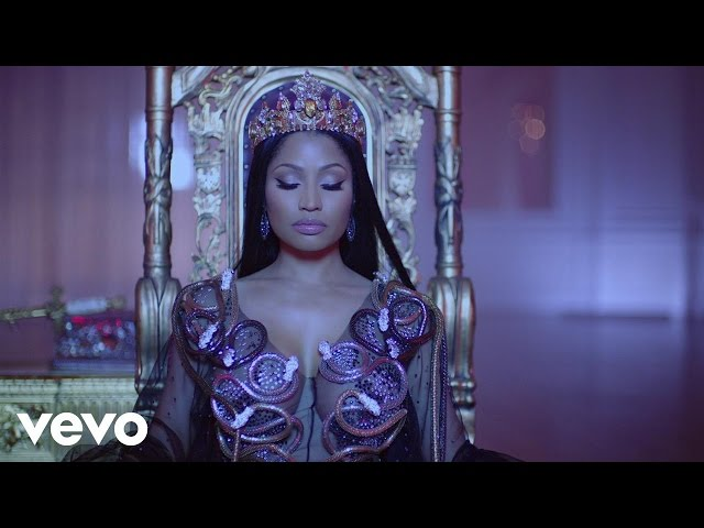 Nicki Minaj - No Frauds (feat. Drake & Lil Wayne)