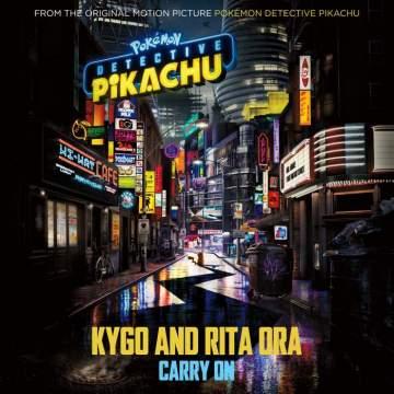 Music: Kygo & Rita Ora - Carry On