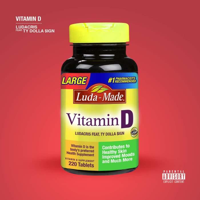 Ludacris - Vitamin D (feat. Ty Dolla Sign)