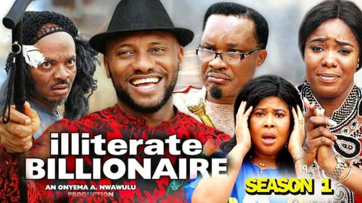 Nollywood Movie: Illiterate Billionaires (2019)  (Parts 1 - 6)