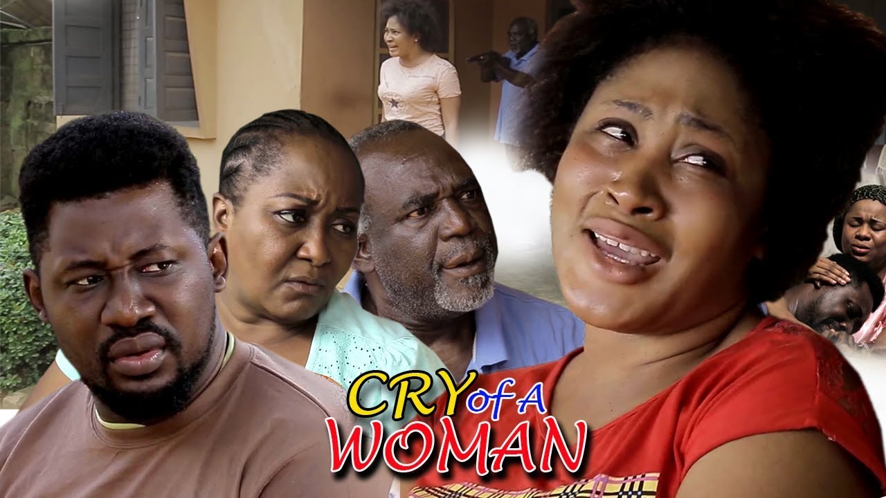 Cry Of A Woman (2018) Part 1