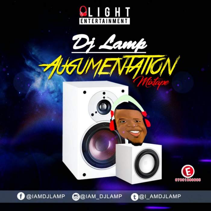 "DJ Lamp - ""Augumentation Mixtape"""