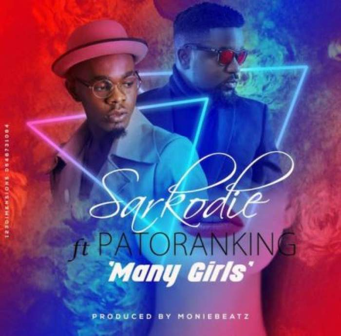Sarkodie - Many Girls (Kankpe) (feat. Patoranking)