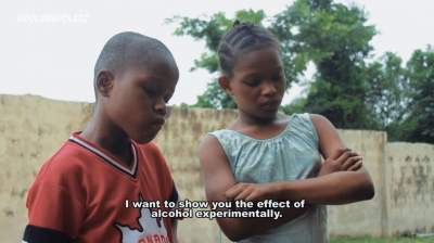 Comedy Skit: Oluwadolarz Room of Comedy - Alcohol Experiment