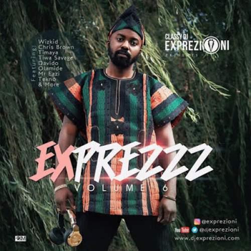 DJ Exprezioni - Exprezzz Mix (Vol. 6)