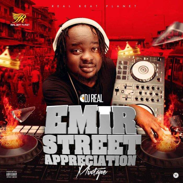 DJ Real - Emir Street Appreciation Mix