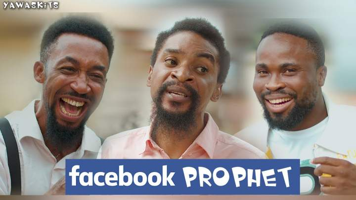 YAWA - Episode 55 (Facebook Prophet)