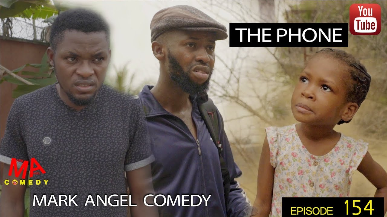 Mark Angel Comedy - Episode 154 (The Phone)