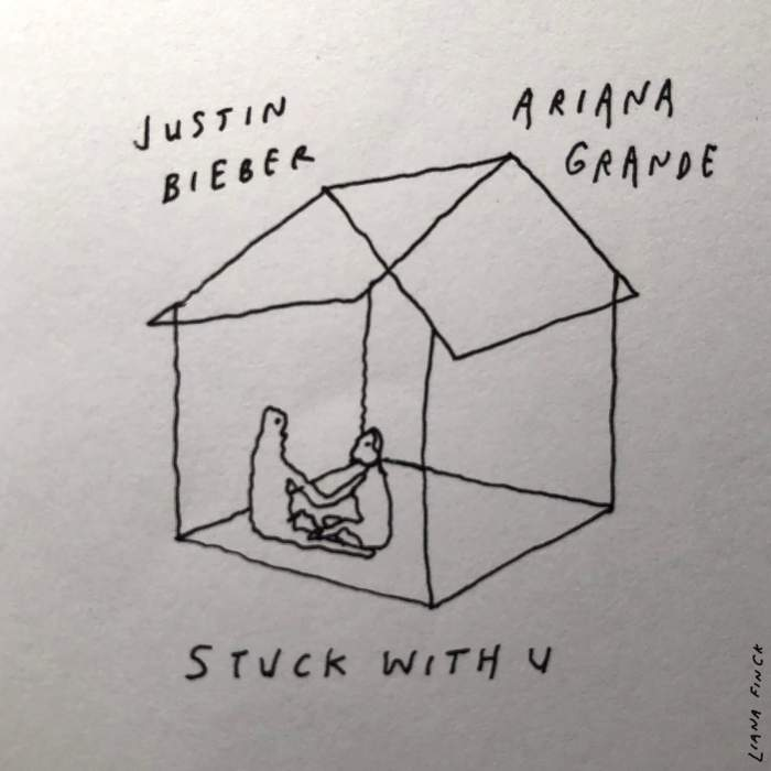 Ariana Grande & Justin Bierber - Stuck with U