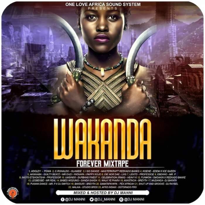 DJ Manni - Wakanda Forever Mix