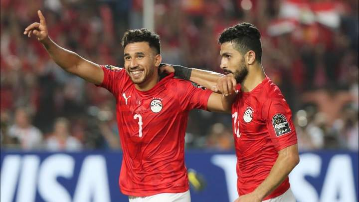 Egypt 1 - 0 Zimbabwe (Jun-21-2019) Africa Cup Of Nations Highlights