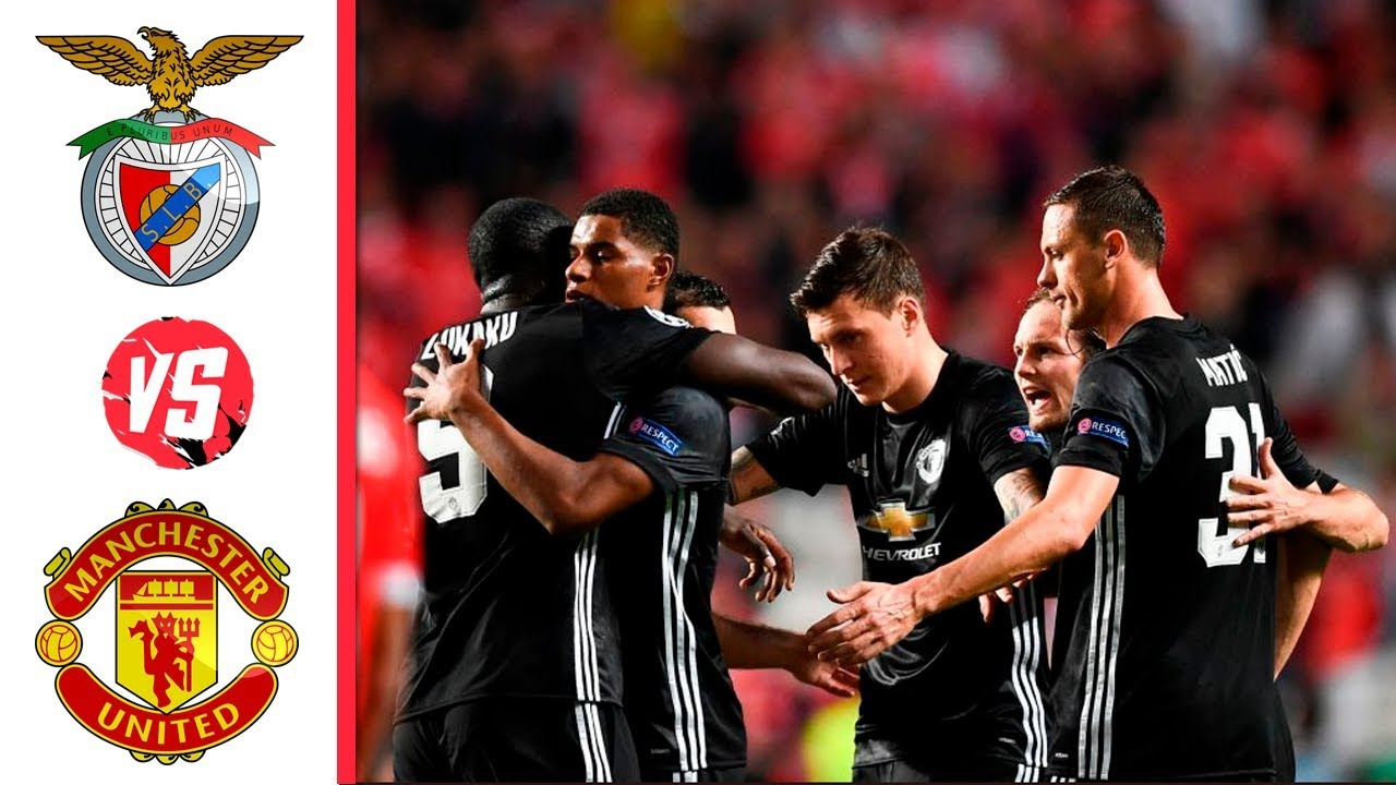 Benfica 0 - 1 Manchester United (Oct-18-2017) Champions League Highlights