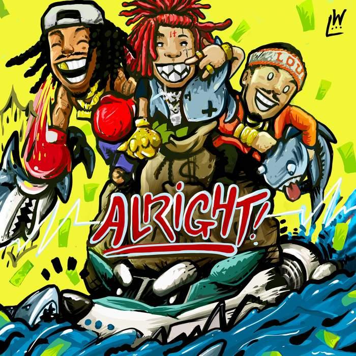 Wiz Khalifa - Alright (feat. Trippie Redd & Preme)
