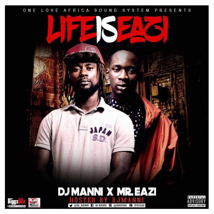 DJ Manni - Life is Eazi Mix (ft. Mr Eazi)