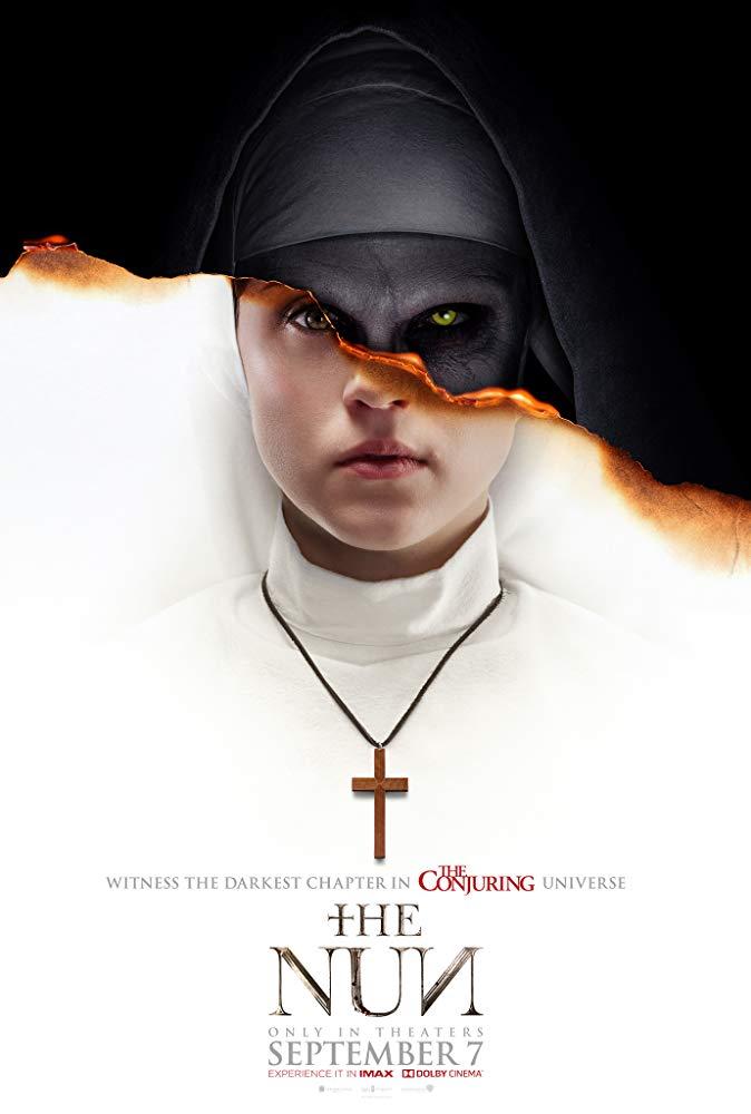 MOVIE : The Nun (2018)