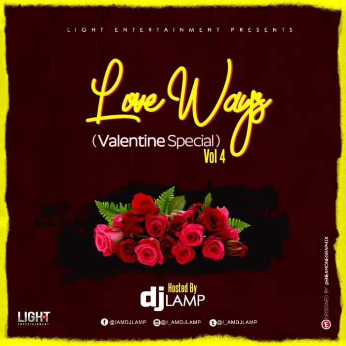 DJ Lamp - Love Ways (Vol. 4) [Valentine Special]