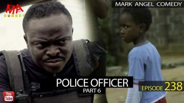 Comedy Skit: Mark Angel Comedy - Episode 238 (Police Officer Pt. 6)