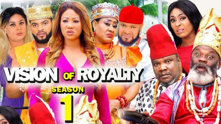 Vision of Royalty (2019)
