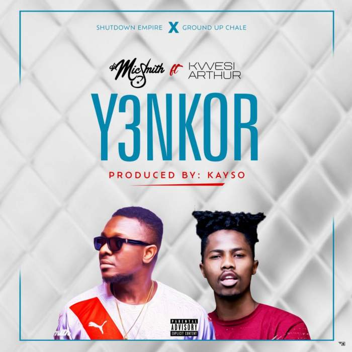 DJ Mic Smith - Y3nkor (feat. Kwesi Arthur)