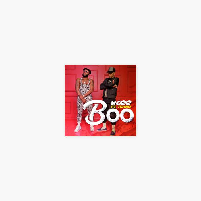 KCee - Boo (feat. Tekno)