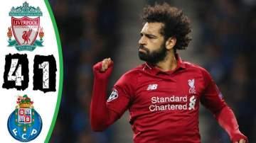 Video: FC Porto 1 - 4 Liverpool (17-APR-2019) Champions League Highlights