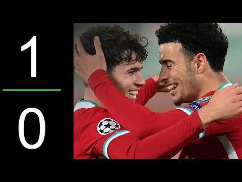 Liverpool 1 - 0 Ajax (Dec-01-2020) UEFA Champions League Highlights