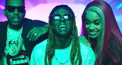 Video: Kid Ink - YUSO (feat. Lil Wayne & Saweetie)