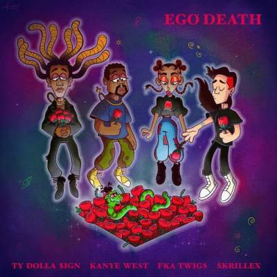 Music: Ty Dolla Sign - Ego Death (feat. Kanye West, FKA twigs & Skrillex)