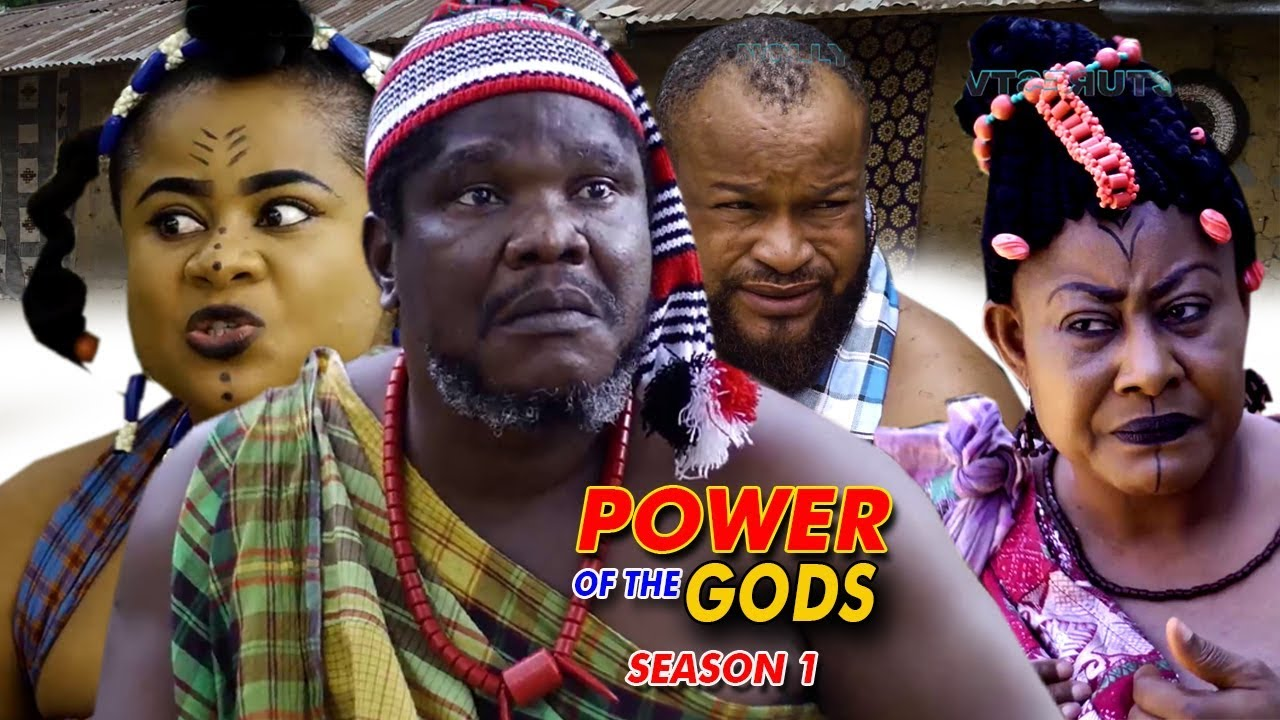 Power Of The gods (2018)