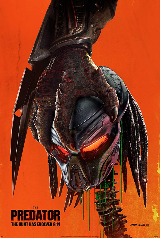 MOVIE : The Predator (2018)