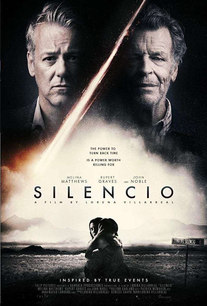 FRESH MOVIE :Silencio (2018)