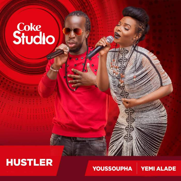 Yemi Alade & Youssoupha - Hustler
